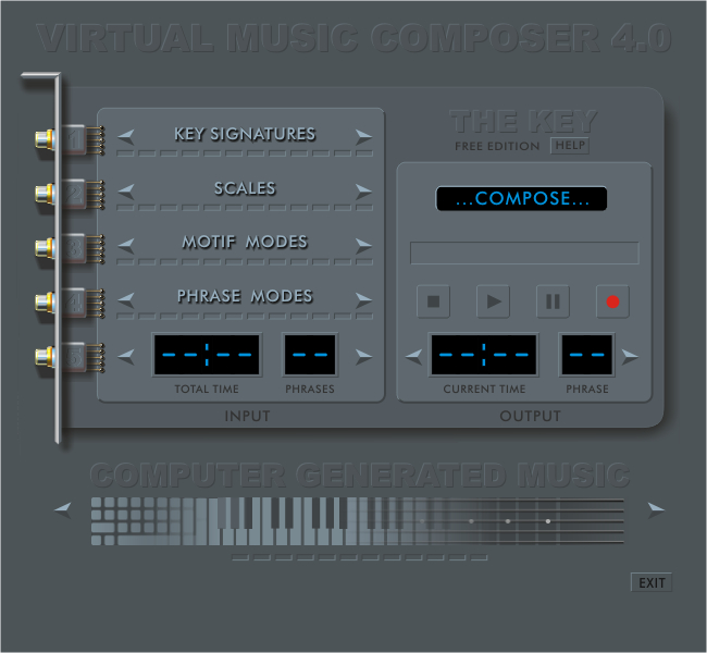 Virtual Music Composer 4.0 full